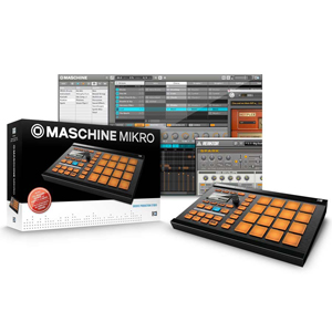 Native Instruments Maschine Mikro [21310]