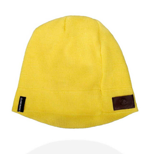 AERIAL7 Sound Disk Beanie Perisher Yellow