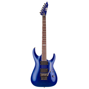 ESP LTD MH330FR Electric Blue [LMH330FREB]
