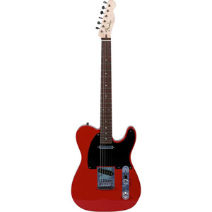 Custom Shop Deluxe Telecaster Dakota Red