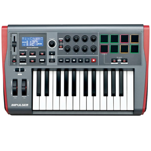 Novation Impulse 25 [IMPULSE25]