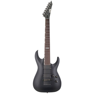 ESP LTD MH-417 Black Satin [LMH417BLKS]