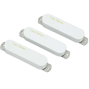 Lace 21073-01 Lace Sensor Gold 3-Pack -White Covers [21073-01]