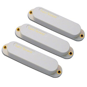 Lace 21073-01 Lace Sensor Gold 3-Pack -White Covers