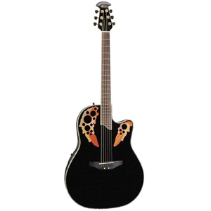 Ovation Celebrity CC44 Black [CC44]