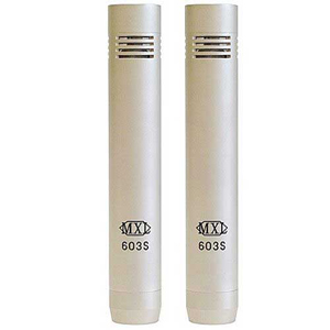 MXL MXL603s Stereo Matched  Pair