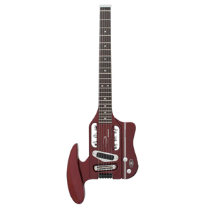 Traveler Speedster Hot Rod RED w/Deluxe Gig Bag [SPEEDSTER HOTROD RED]