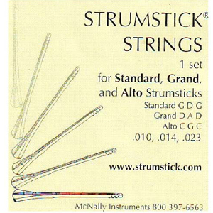 Strumstick Strings