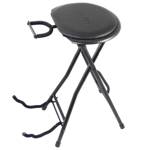 Player's Guitar Stool and Stand