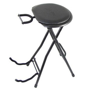 ProRock Gear Players Guitar Stool and Stand