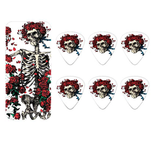 Dunlop Grateful Dead - Rosemary Pick Tin [GDPT01M]