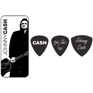 Dunlop Johnny Cash - Legend Pick Tin [JCPT02H]