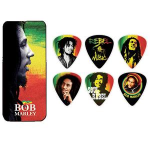 Dunlop Bob Marley - Rasta Pick Tin