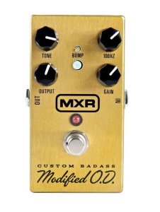 MXR M77 Custom Modified Badass Overdrive [M77]