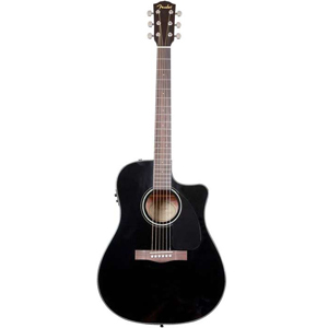 Fender CD-60CE Black [0960620206]