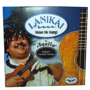 Lanikai Nylgut Soprano Ukulele Strings