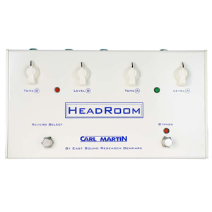 Carl Martin Headroom [head room]