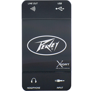 Peavey xPort USB Guitar Interface [03011210]