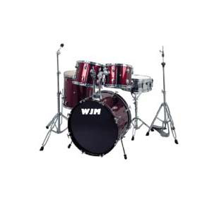 WJM Percussion UF-400 Jet Black [UF400BLACK]