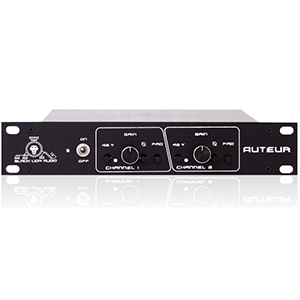 Black Lion Audio Auteur Twin preamp