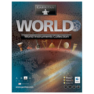 Gary Garritan World Instruments Digital Download [GG-WORLD-H]