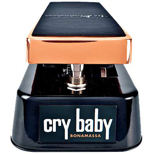Dunlop Joe Bonamassa Signature Cry Baby