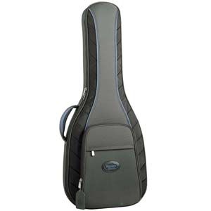 Reunion Blues RGB1S Semi-Hollow Electric Guitar Case - Blue [RGB1S]