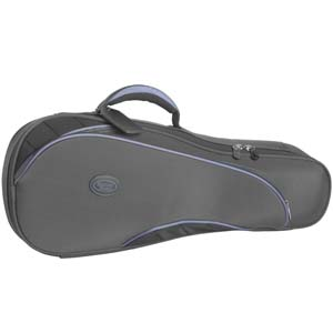 Reunion Blues RBCUK Concert Ukulele Case - Blue [RBCUK]