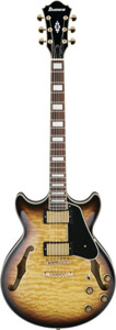 Ibanez AM93AYS Antique Yellow Sunburst [AM93AYS]