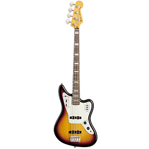 Fender Deluxe Jaguar® Bass 3-Color Sunburst [0259505500]