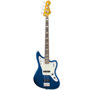 Deluxe Jaguar® Bass Cobalt Blue