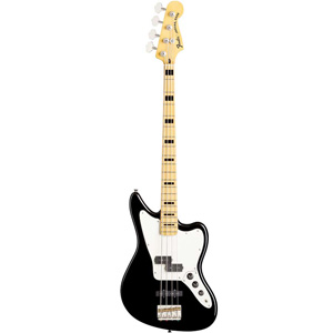 Modern Player Jaguar® Bass Black