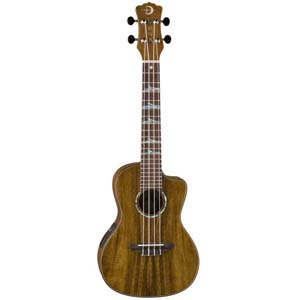 Luna Guitars High-Tide Koa Concert Ukulele [UKE HTC KOA]