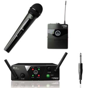 Akg WMS40 Mini2 Mix Set  [3352H00020]