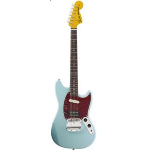 Kurt Cobain Mustang Sonic Blue