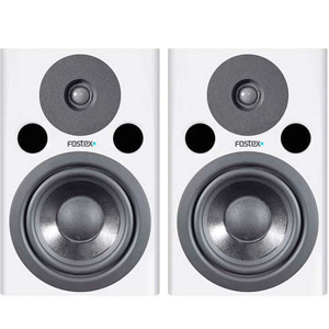 Fostex PM0.5 Pair White [PM0.5W]