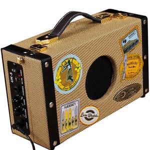 Luna Guitars Ukulele Suitcase Amp