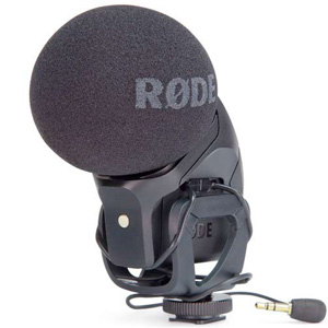 Rode Stereo VideoMic Pro [SVMP]