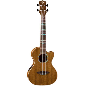 Luna Guitars High-Tide Tenor Ukulele [UKE HTT OVA]