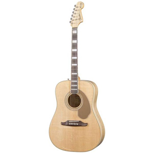 Fender Elvis Kingman Clambake Natural [0968408021]
