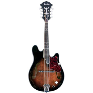 Fender Robert Schmidt Electric Mandolin - Walnut Satin [0955257021]