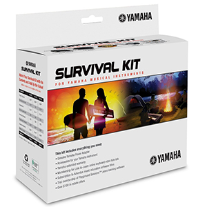 Yamaha Survival Kit SKB2