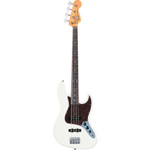 Fender 60s Jazz Bass Olympic White [0131800305]