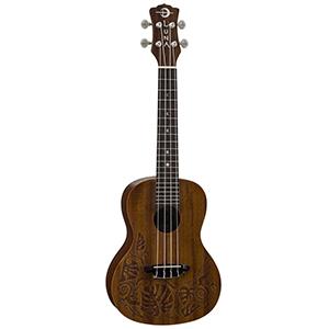 Luna Guitars Mahogany Mo Mah