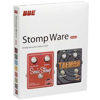 BBE Stomp Ware [STOMPWARE]