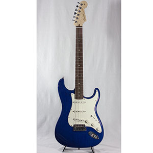 Fender Custom Shop 2011 Deluxe Stratocaster Candy Blue [1509910896]
