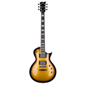ESP LTD EC-1000 Metallic Gold Sunburst