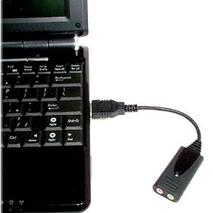 Sound Professionals Andrea Electronics [ANDREA-USB-SA]