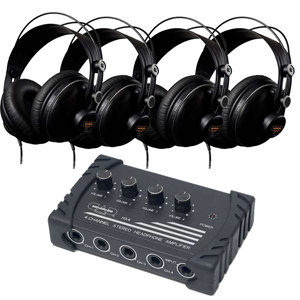 CAD HP310 Headphone Bundle [HP310 Bundle]