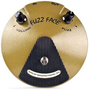Dunlop Eric Johnson Signature Fuzz Face [EJF1]